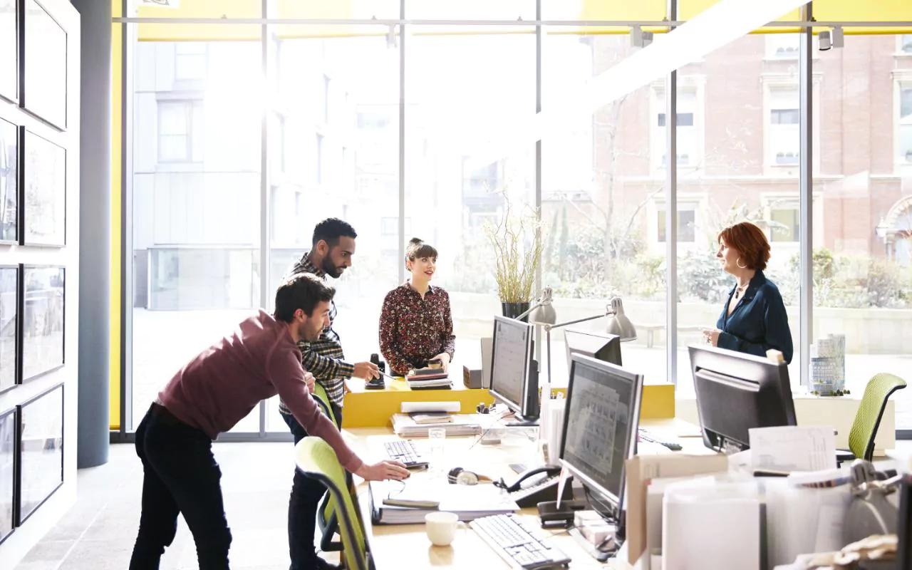 Terveyden ja turvallisuuden tarve toimistossa