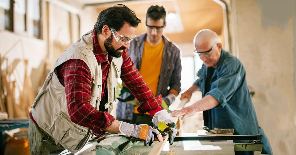 Miksi sinun pitäisi rakentaa koti ostamisen sijasta